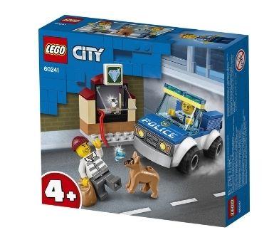 LEGO. Policía: unidad canina. Contiene: 67 piezas.