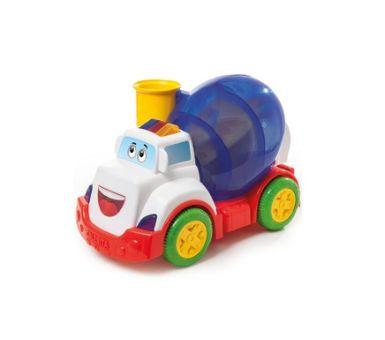 CALESITA. Tractor primera infancia. Contiene: 1 tractor. El tractor estilo agrícola estimula la creatividad de los más pequeños. Medidas: 27 x 25 x 15 cm. Recomendado para niños mayores de 1 año.