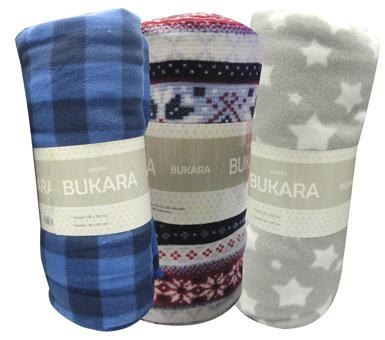 Frazada Dohler Color BEIGE 100 % microfibra polyester Medidas: 1,50 * 2,40 cm
