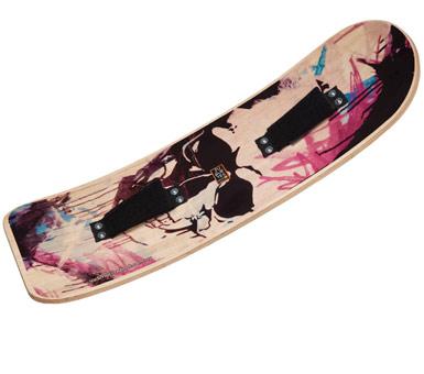 Sandboard Para deslizarse sobre la arena. Medidas: 80 cm largo