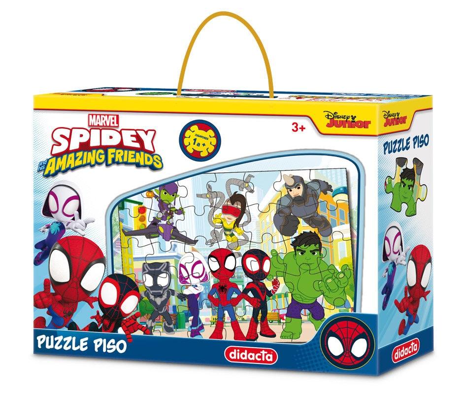 Juego de caja Puzzles formas de vehículos. Los primeros puzzles para fomentar el desarrollo cognitivo y entretener q los más pequeños. Recomendado para niños mayores de 2 años.